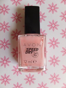 Avon Speed Dry+ in Ballerina - £2 (in clearance)